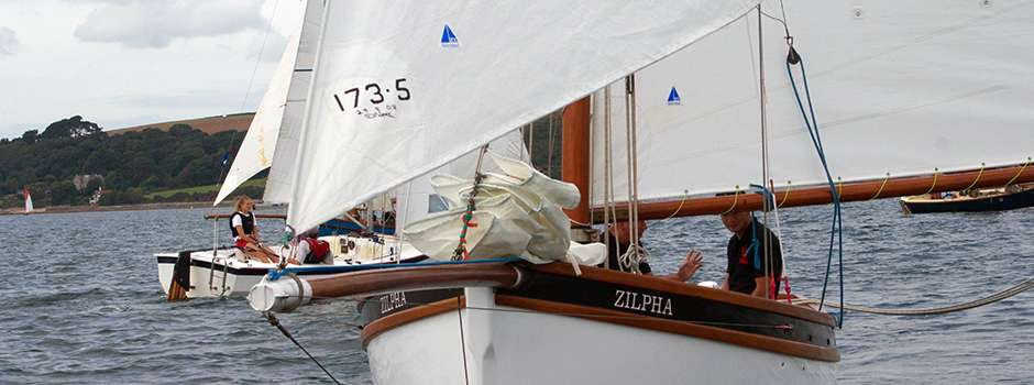 Sails for Gaffers and Luggers